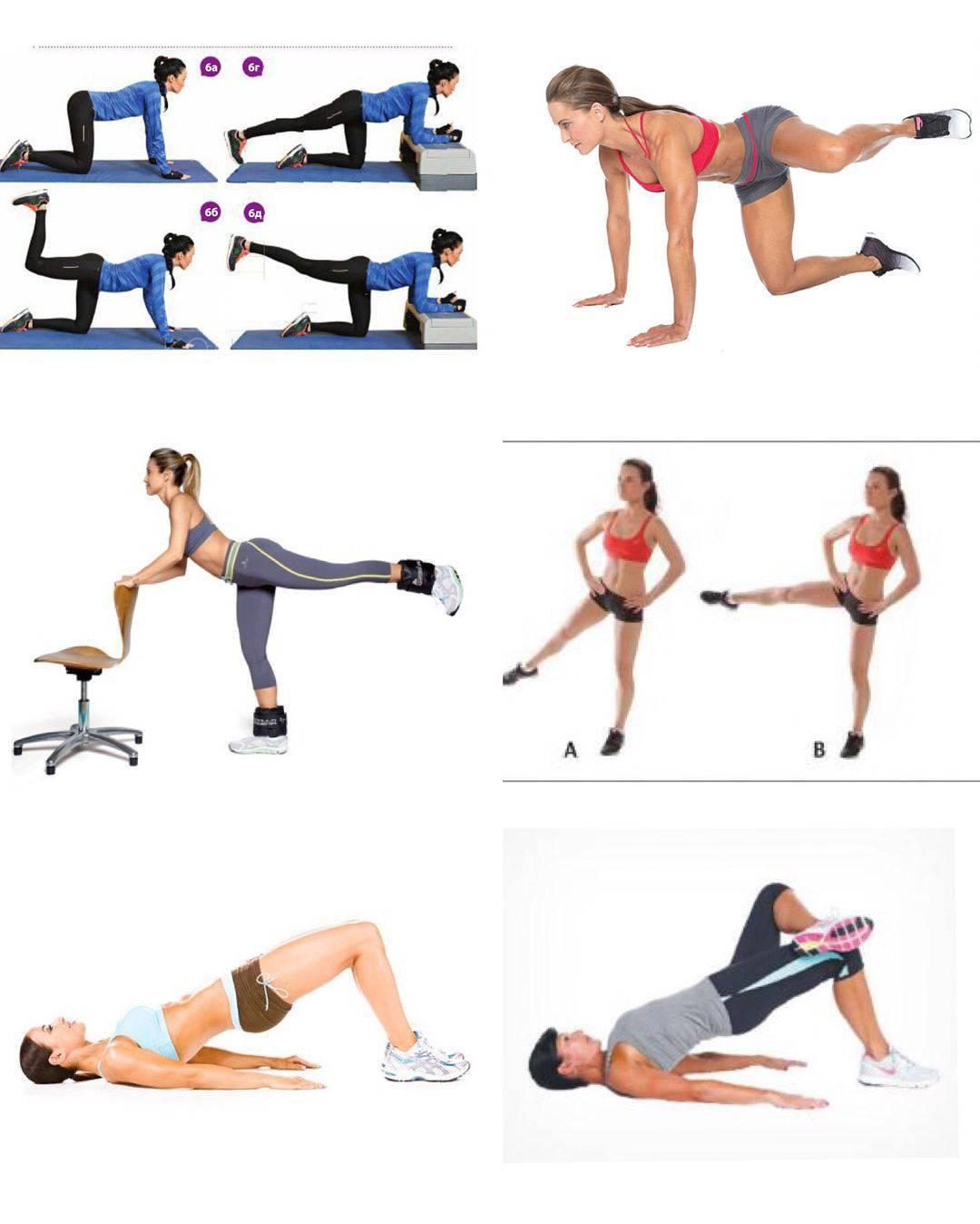 лучший комплекс упражнений для похудения