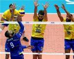 Волейбол 23 сентября – Сборная Бразилии обыграла словенцев в матче чемпионата мира