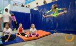 Прыжки на батуте секции – На Батуте — сеть батутных центров в Москве, прыжки на батуте и акробатика | На Батуте