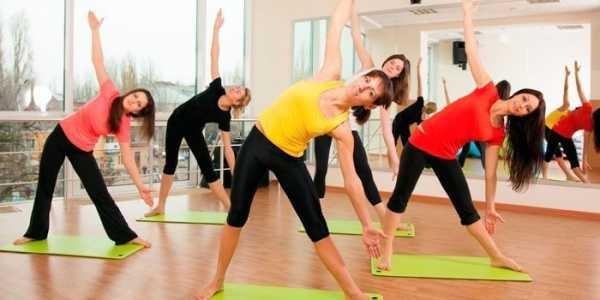 Упражнения для похудения живота и боков в домашних условиях. Не.