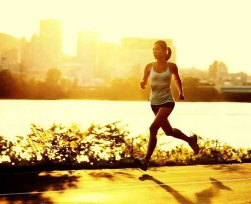 бег как способ похудеть