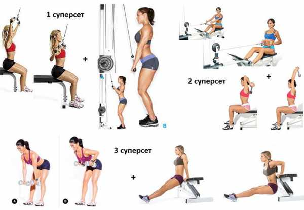 Эффективный комплекс упражнений для похудения ног, бедер и икр.