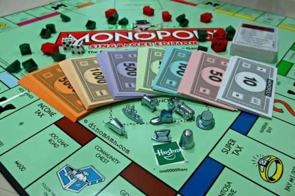 сколько раздавать денег в игре монополия