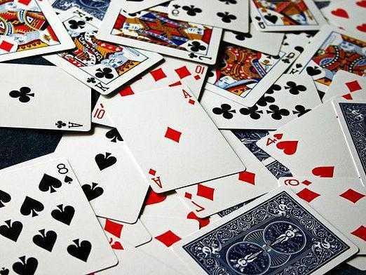 в как вдвоем играть в карты козла