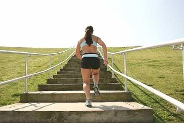 сколько надо шагов в день чтобы похудеть