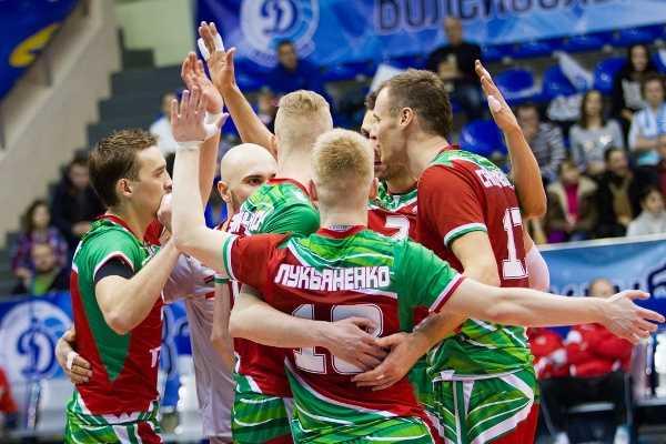 волейбол динамо новосибирск прогноз